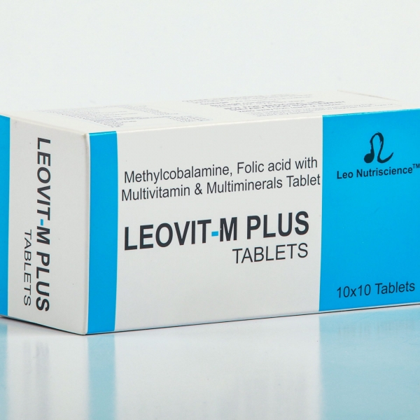 LEOVIT-M PLUS